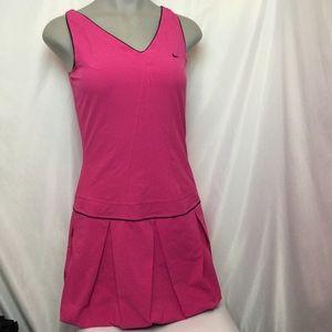 Nike Dri-Fit Pink Tennis Dress